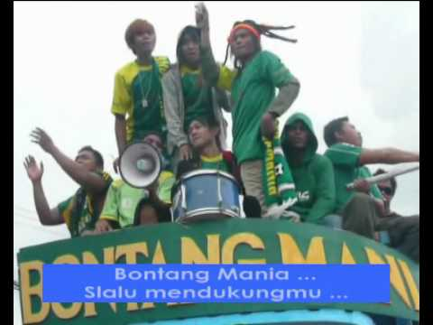 Bontang FC Kita Pasti Bisa - F-Project.wmv