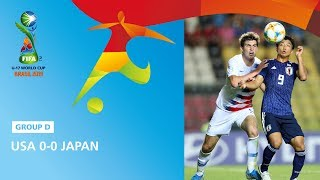 USA v Japan Highlights - FIFA U17 World Cup 2019 ™
