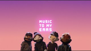 Keys N Krates - Music To My Ears ft. Tory Lanez (Official Music Video)