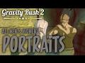 Gravity Rush 2 | Guide - ALL MEN & WOMEN'S PORTRAITS | Smile for the Camera & Camera Men Trophies