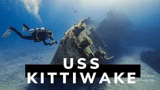 Exploring the Wreck of the U.S.S. Kittiwake
