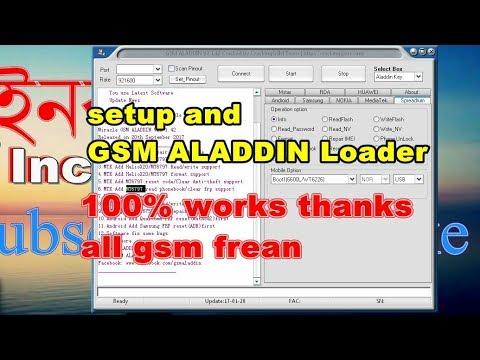 GSM V2 TÉLÉCHARGER 1.42 ALADDIN