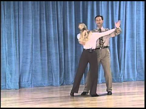 International Standard Silver Quickstep Variations & Techniques HQ Ballroom Dance DVD