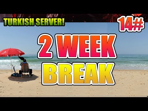 TWP - Taking A 2 Week Break !