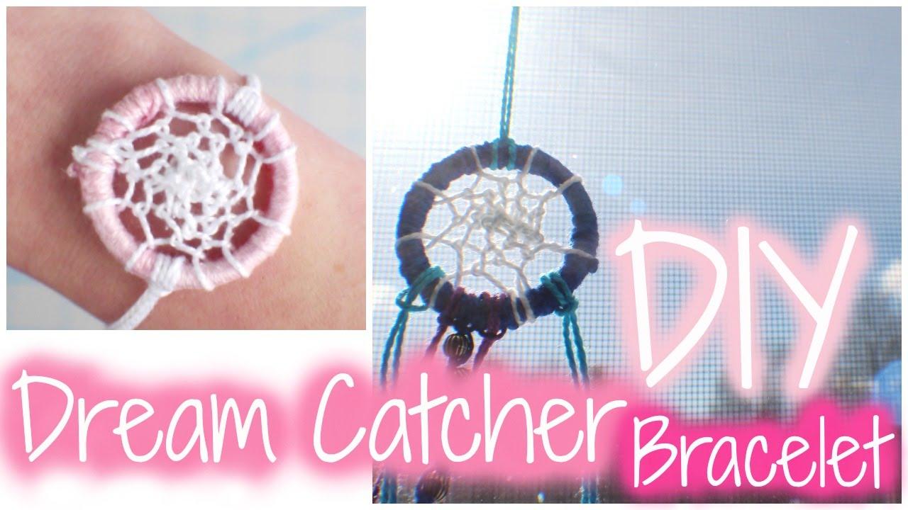 Diy Dream Catcher Bracelet