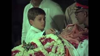 Indira Gandhi -  Story of her remarkable life