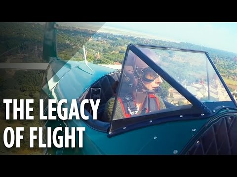 One Pilot Explains Our Deep Desire To Fly
