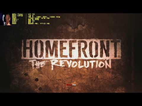 Homefront The Revolution Games Tutorial R7 250 2Gb |