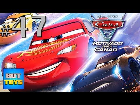 Cars 3: Motivado Para Ganar #47 CUCHAO DIRECTO (PS4 PS3 Switch Wii U Xbox One Xbox 360)
