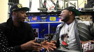 Los Talks Writing For Diddy; New Project; Revolt; Freestyles