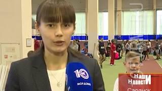 Открытый кубок Мордовии по спортивной ходьбе на призы Елены Лашмановой