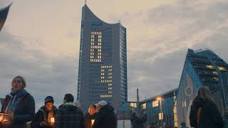 Thirty years later, spirit of 1989 lives on in eastern German city of Leipzig