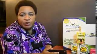 aim global c247 product testimony of cancer patient