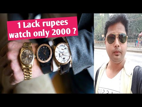 Hindi Vlog# How I Bought Nice Titan Watch In Best Price
