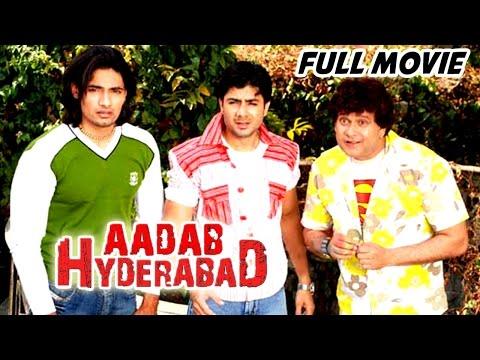 Aadab Hyderabad Full Length Hyderabadi Movie    Hyder Aali, Mujitaab    Shalimar Hindi Movies