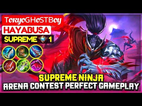 Supreme Ninja Arena