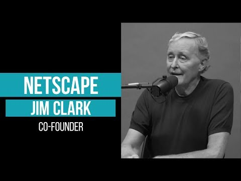 QUICK TAKE! Jim Clark on founding Netscape, Silicon Graphics, & now CommandScape.com, launched 8/22