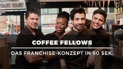 Selbstständig mit Coffee-Shop – Franchise mit Coffee Fellows erklärt in 60 Sekunden