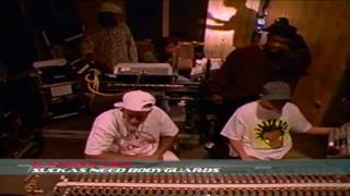 Gangstarr - Suckas Need Bodyguards [HD] Uncut