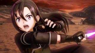 Sword Art Online: Fatal Bullet - Announcement Trailer | PS4, XB1, PC