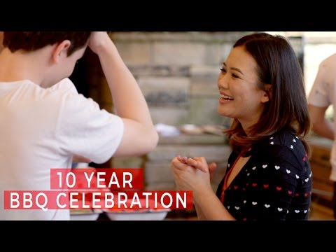 10 Year BBQ Celebration