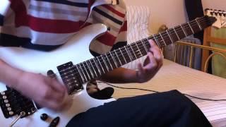 Skyreach - Amamiya Sora - Guitar Cover