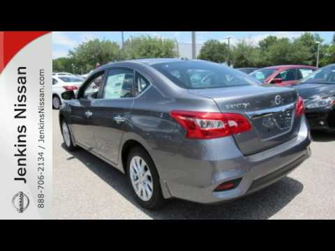 New 2017 Nissan Sentra Lakeland FL Tampa, FL #17S528 - SOLD