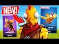 "Fortnite *NEW* Thanksgiving Chicken ""Tender Defender"" Skin! (Fortnite Live Gameplay)"