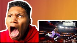 WHAT A SAVE!!!| WWE Top 100 Greatest Royal Rumble Moments| REACTION
