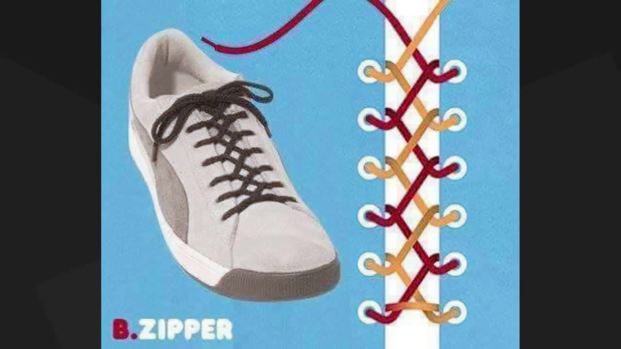 the best stylish shoelace knots   14