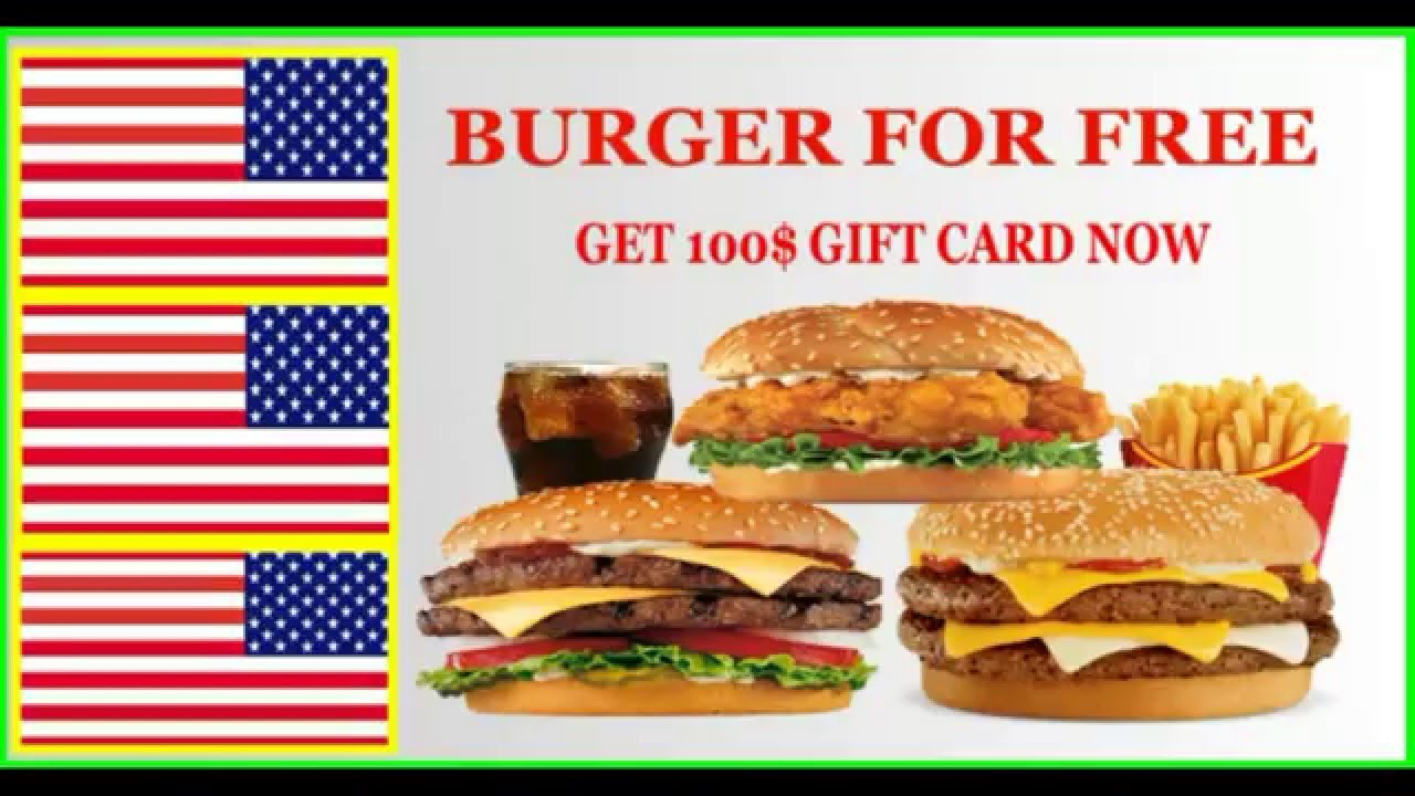 Five guys coupons - Burger King 100 Online Free Coupon 2016 Burger King Menu