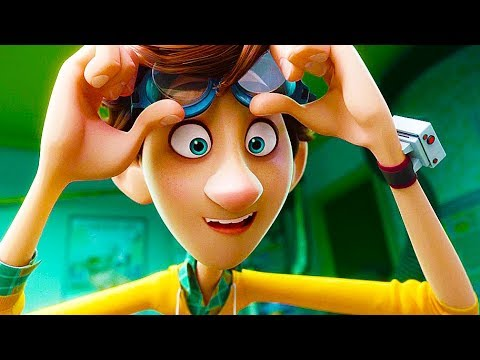 Download SPIES IN DISGUISE Promo Clips