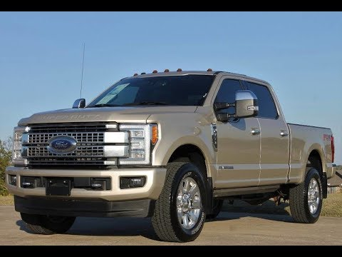 NEW 2019 Ford F-350 Crew Cab Platinum Ultimate FX4 4x4 2628. NEW generations. Will be made in ...