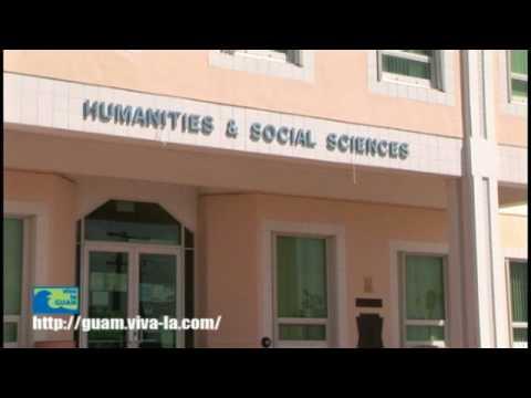 グアム guam グアム大学 University of Guam