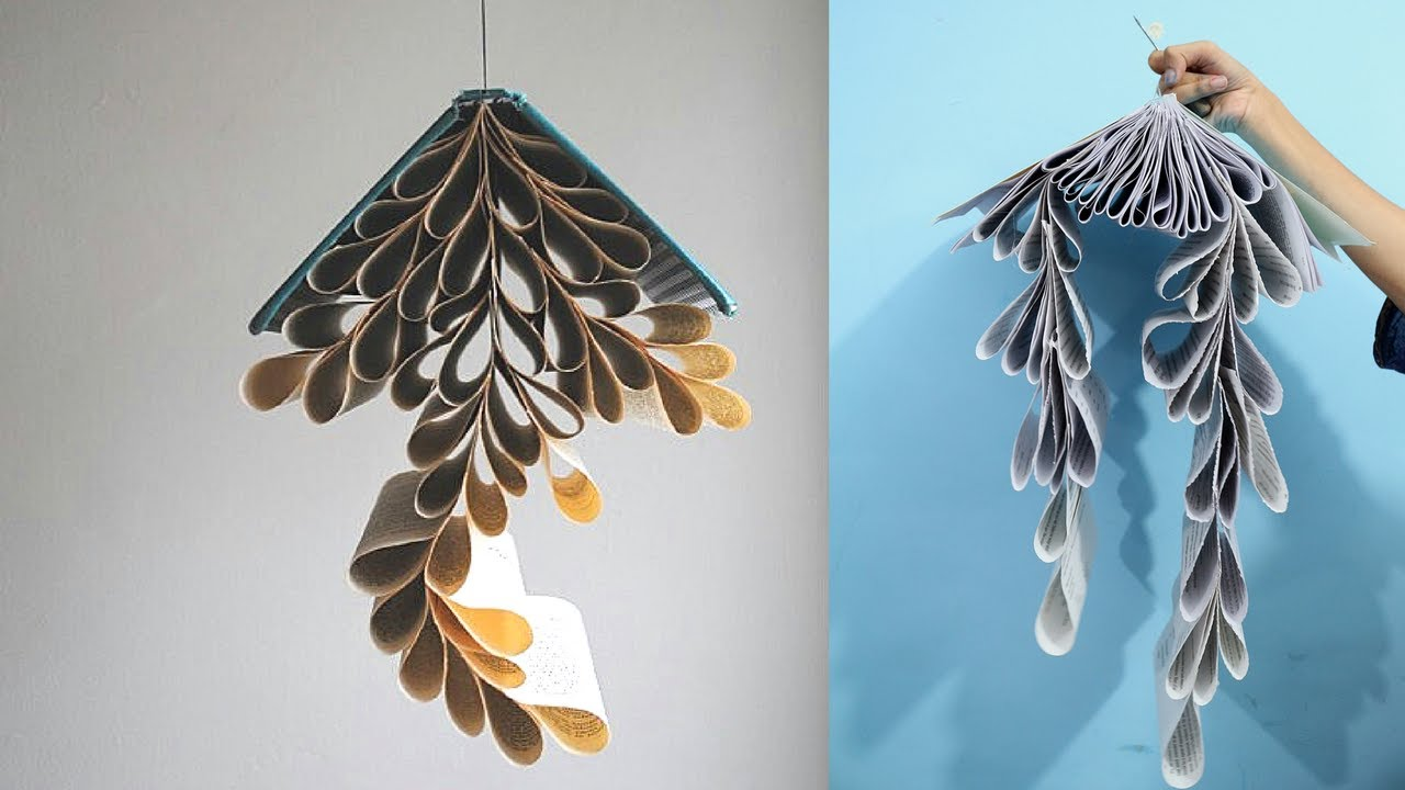 Diy Wall Hanging Craft Ideas Using Paper Decorating Ideas For Living Room Paper Crafts