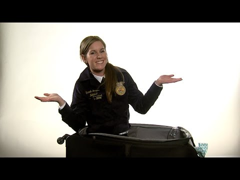 What and how to pack for FFA Travel   #FFAo2o