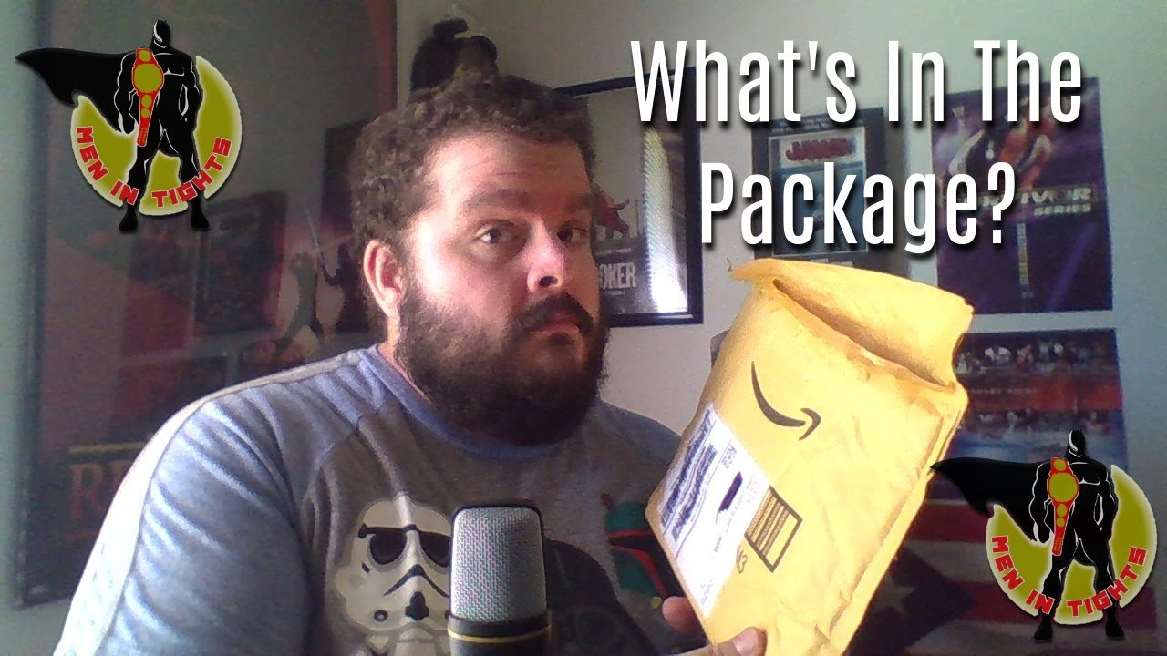 Amazon Package....What's Inside?