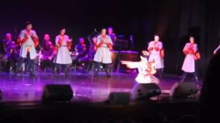 Red Army Choir ; MVD. Director and Conductor; Gen. Viktor ELISEEV in Ashdod- Israel. Jan. 2017