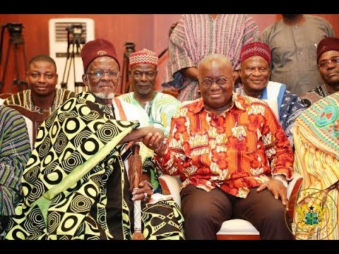 Akufo-Addo: I will not meddle in Chieftaincy matters