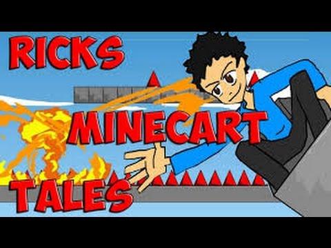 [ Ricks Minecart ] เกมที่ทำให้ทุกคนหัวร้อนได้