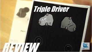 REVIEW: RevoNext QT2 Triple Driver IEM (Earphones)