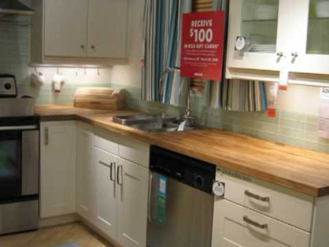 Model Kitchens Using IKEA Kitchen Cabinets   Remodeling Ideas   YouTube