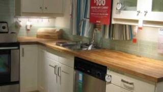 Model Kitchens Using Ikea Kitchen Cabinets - Remodeling Ideas