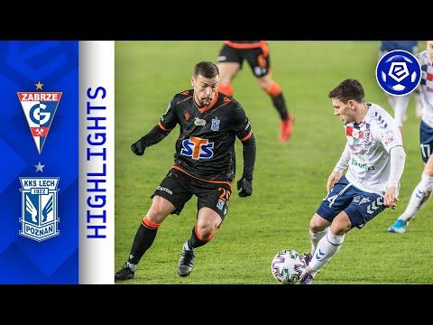 Gornik Z. Lech Poznan Goals And Highlights