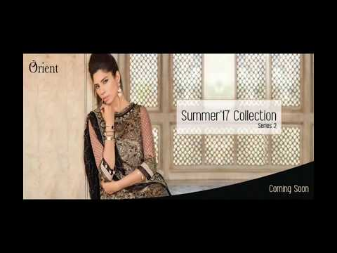 Latest Orient Ethnic Series 2 Embroidered Collection | Fashion World