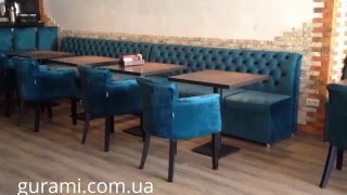Диваны в ресторан Тике(, 2016-04-05T13:51:07.000Z)