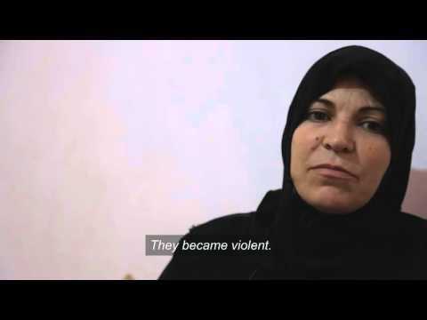 Psychological impacts of war on Syrian children: Hanan & Reem
