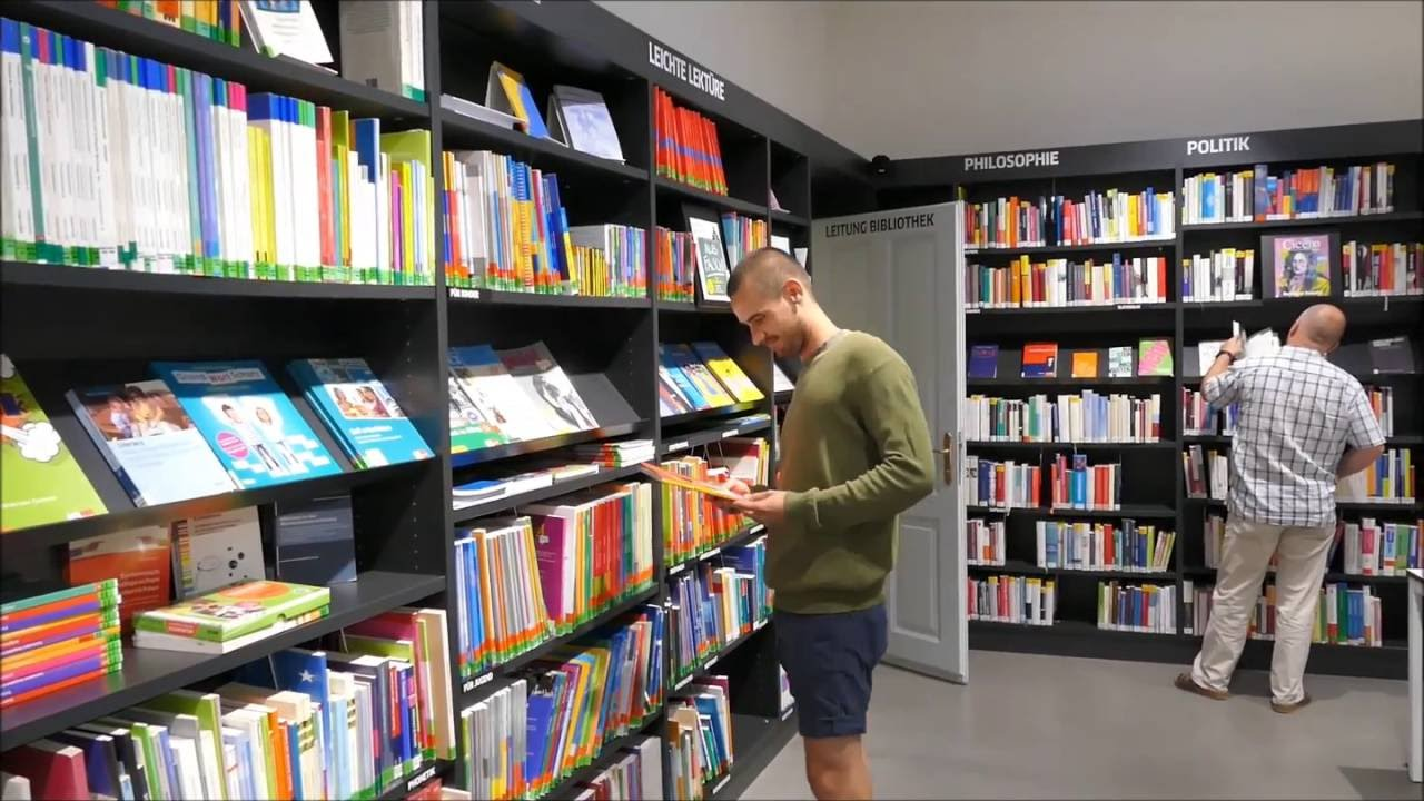 Goethe Institut – Bibliothekarisch.de