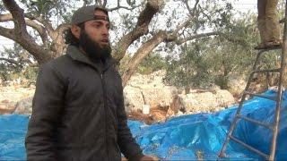 أخبار عربية | مزارعو الزيتون في إدلب يقاسون لإنقاذ موسمهم