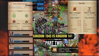 Clash Of Kings - Part 2 Of Taking 19 Super Rallies In Throne